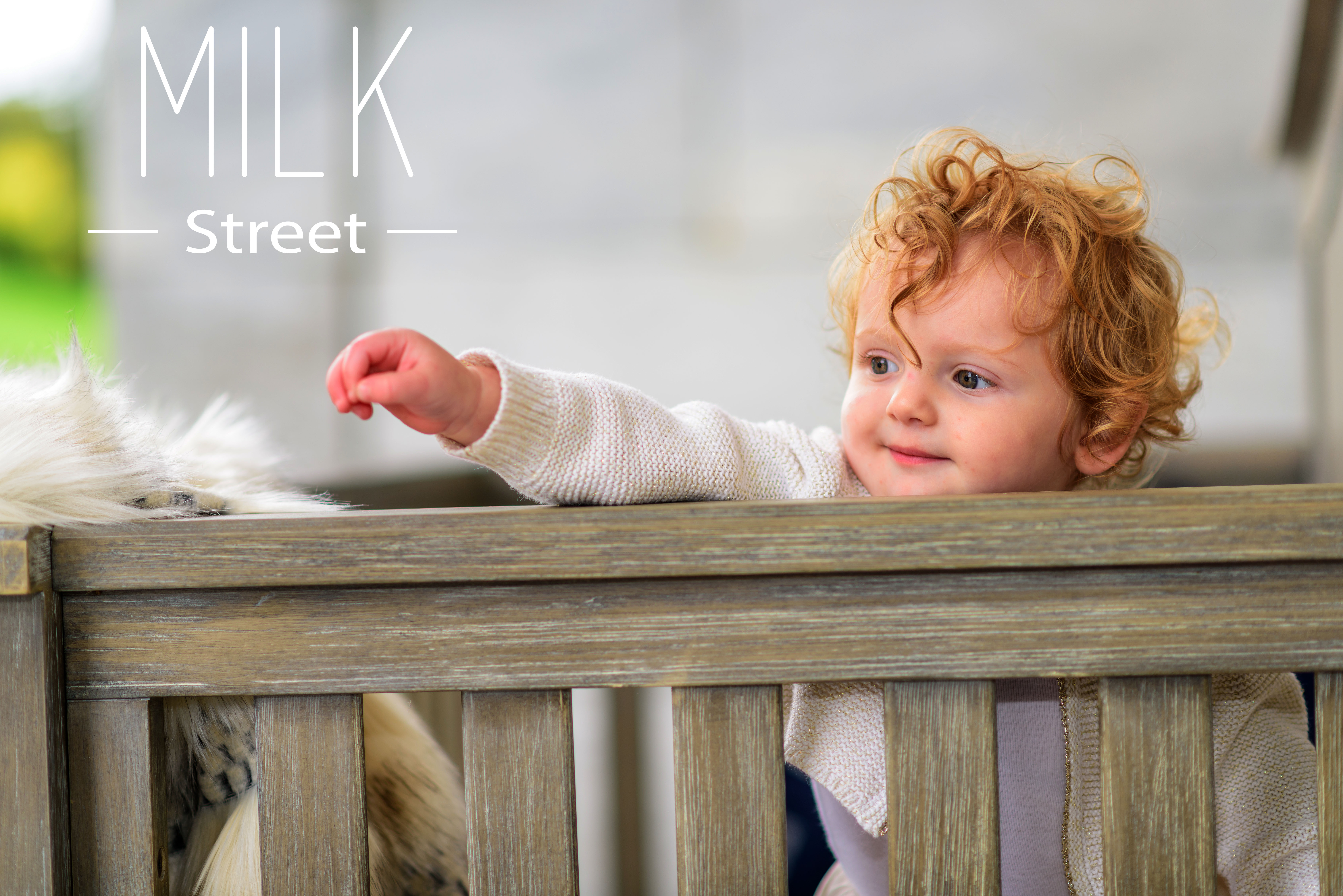 MILK STREET BABY! Finishes that beg to be touched.