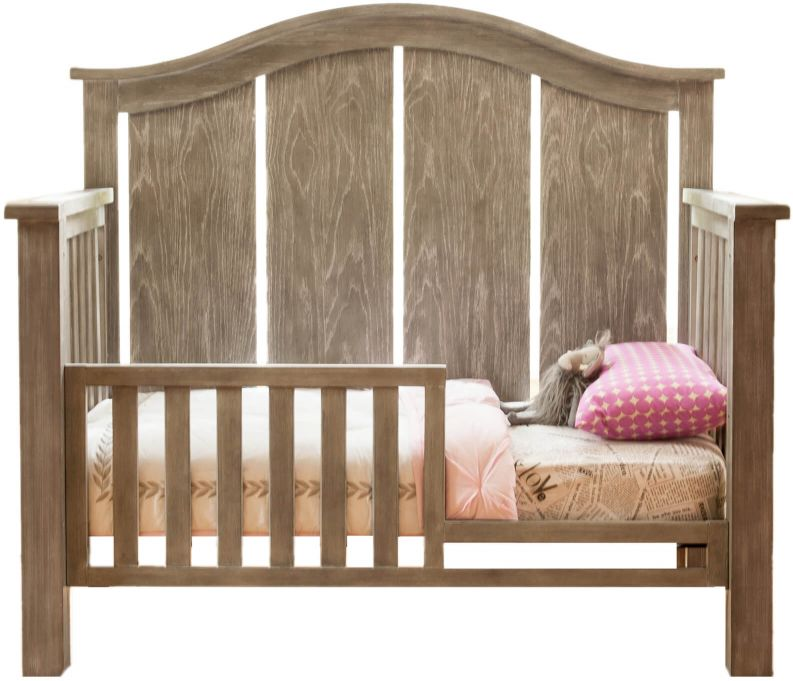 Relic Winchester Crib with Toddler Rail