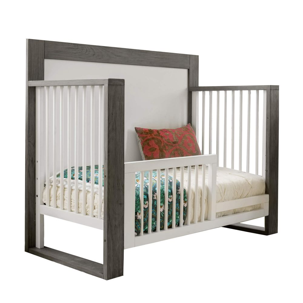 True Crib in Toddler Conversion Silo