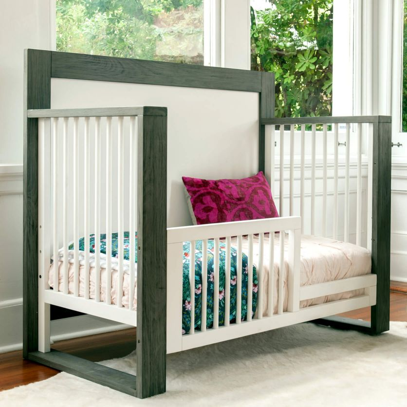 True Crib in Toddler Conversion Lifestyle
